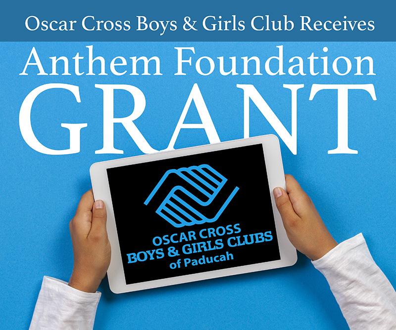 Anthem Grant Received